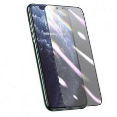 Verre Trempé Baseus 0.25mm Full pour iPhone X/XS/11 Pro Noir (SGAPIPH58S-HA01)