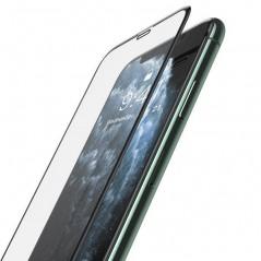 Verre Trempé Baseus 0.25mm Full pour iPhone XR/11 Noir (SGAPIPH61S-HA01)