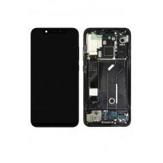 Écran TFT Avec châssis Noir Xiaomi Mi 8
