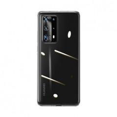 Coque Transparente Baseus Simplicity Series pour Huawei P40 Pro (ARHWP40P-02)