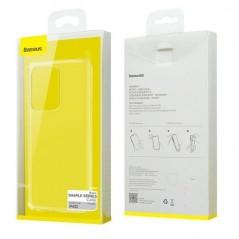 Coque Transparente Baseus Simplicity Series pour Huawei P40 (ARHWP40-02)