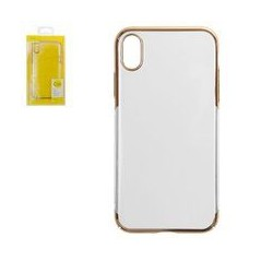 Coque Or Baseus Glitter pour iPhone XR (WIAPIPH61-DW01 / WIAPIPH61-DW02 / WIAPIPH61-DW03 / WIAPIPH61-DW0V)