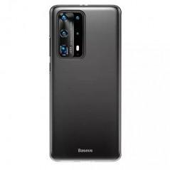 Coque Noire Baseus Wing Huawei P40 (WIHWP40-01 / WIHWP40-02 / WIHWP40-06)
