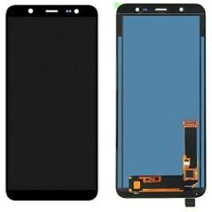 Écran Noir Oled (Sans Châssis) Samsung J8 2018
