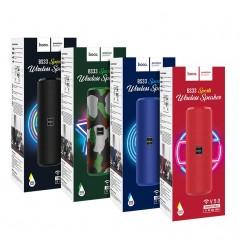 Enceinte Bluetooth Bleue BS33 Voice Sports