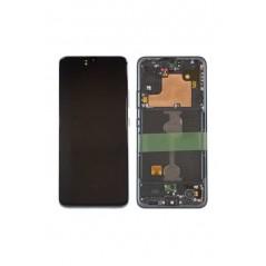 Ecran Samsung A90 5G Noir Service Pack