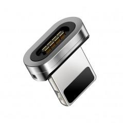 Adaptateur Gris Baseus Zinc Magnetic pour iPhone (CALXC-E)