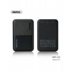 Batterie Externe Noire Remax Modèle RPP 123 de 5000 mAh