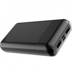 Batterie Externe Borofone BT27A Noire de 20000mAh