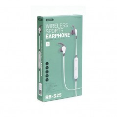 Écouteurs Wireless Blancs Remax Sports RB R25