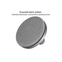 Diffuseur de Parfum pour Voiture Gris Baseus Fabric Artifact (SUXUN-BY0G)