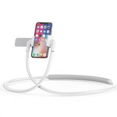 Support Téléphone / Tablette Baseus Blanc (SUJG-ALR02)
