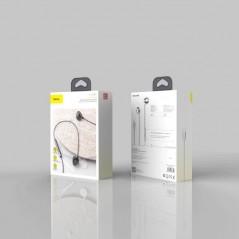 Écouteurs Filaires Noirs Baseus P06 Digital Lightning (NGP06-01)