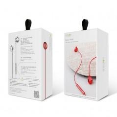 Écouteurs Filaires Rouges Baseus Encok H06 (NGH06-09)
