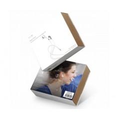 Écouteurs Filaires Blancs Baseus Encok H10 (NGH10-01 / NGH10-02)
