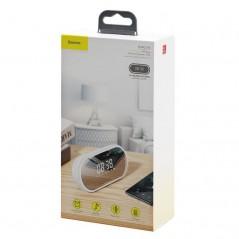 Réveil - Enceinte Bluetooth Blanc Baseus Encok E09 ( NGE09-02 )