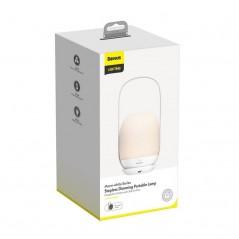 Lampe Portable Sans Fil Blanche Baseus Moon-white Series (DGYB-A02)
