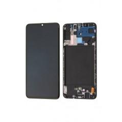 Écran OLED avec Châssis Noir Samsung A70