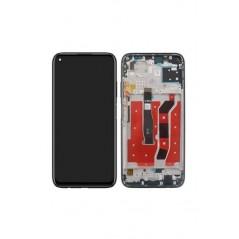 Écran noir Huawei P40 Lite 5G (avec châssis)