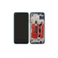 Écran vert Huawei P40 Lite 5G (avec châssis)