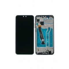 Écran noir Huawei Y9 2018 (avec châssis)