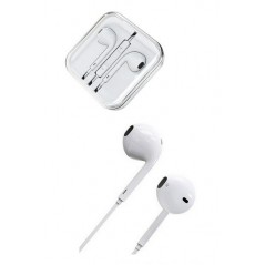 Écouteurs Filaires avec micro Blanc BM30 Borofone