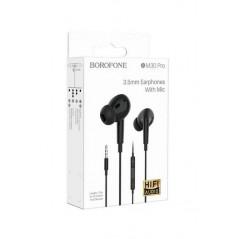Écouteurs Filaires avec micro Noir Borofone Original Series (BM30 Pro)