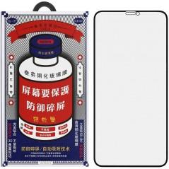 Verre trempé 3D Remax iPhone 7+/8+ Blanc GL-27