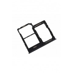 Tiroir Sim Samsung A40 Noir