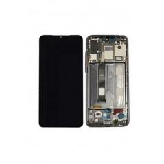 Écran Xiaomi Mi 9 Lite Noir OLED (avec châssis)