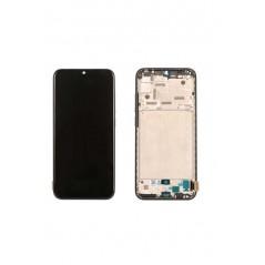 Écran Xiaomi Mi A3 Noir OLED (avec châssis)