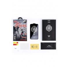 Verre Trempé Remax GL-32 9D pour iPhone XR/11 Noir