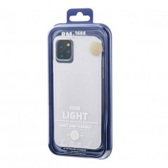 Coque Remax Light Serie iPhone 11 Pro Max Transparente RM-1688