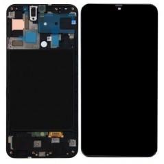 Écran TFT Samsung A70 Noir (avec châssis)