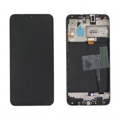 Écran TFT Samsung A10 Noir (avec châssis)