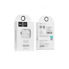 Écouteurs Filaire Hoco M1 Pro Blancs type C