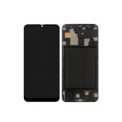 Écran OLED Samsung Galaxy A30 Noir Avec Châssis