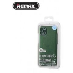 Coque Remax Breathable iPhone 11 Pro Verte (RM-1678)