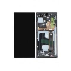 Ecran Samsung Note 20 Ultra 5G (SM-N986) Noir Service Pack