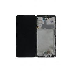 Ecran Samsung Galaxy A42 5G (SM-A426) Noir Service Pack