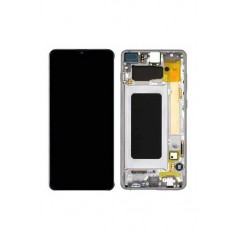 Ecran Samsung Galaxy M31s (SM-M317) Noir Service Pack