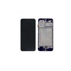 Ecran Samsung Galaxy M21 (SM-M215) Noir Service Pack