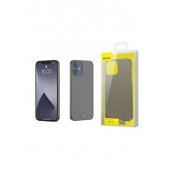 Coque Baseus Wing Case iPhone 12 / 12 Pro Noire (WIAPIPH61N-01)