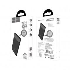 Batterie Externe Hoco Noire 5000 mAh - B35D