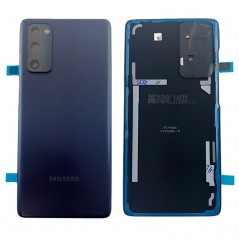 Back Cover Samsung Galaxy S20 FE 5G (SM-G781) Bleu Service Pack