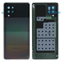 Back Cover Samsung Galaxy A42 5G (SM-A426) Noir Service Pack