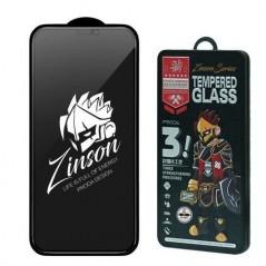 Verre trempé Proda Zinson Anti Spy avec Filtre confidentialité iPhone 12 / 12 Pro Noir