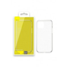 Coque Baseus Silicone iPhone 12 / 12 Pro Transparent (ARAPIPH61N-02)
