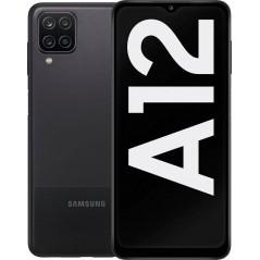 Téléphone Samsung A12 A125F/DS (4GB/64GB) Noir Neuf