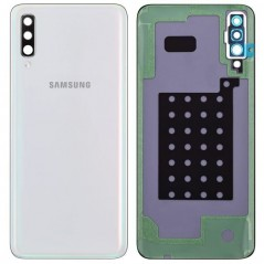 Back Cover Samsung Galaxy A70 Blanc Service Pack